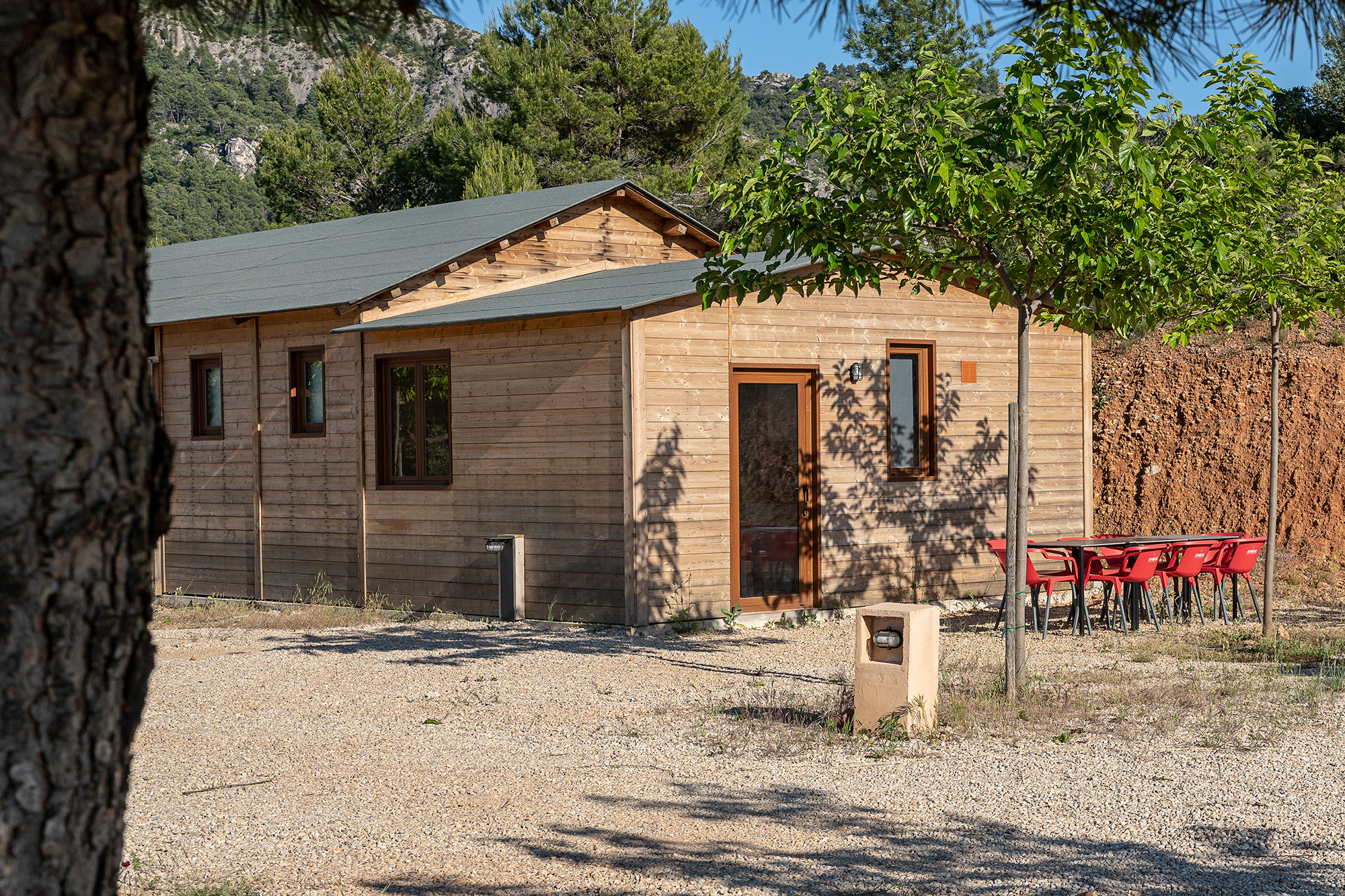 Beceite Camping - Bungalow 8 personas